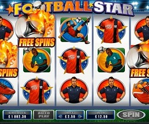 Football Star Slot