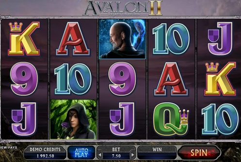 Avalon II Slot Machine